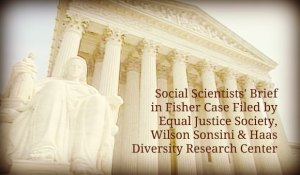 Amicus Brief in Fisher v. University of Texas at Austin