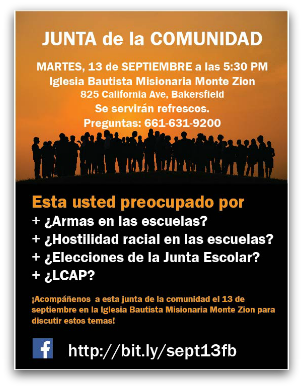 community meeting flyer image esp equal justice society